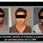 FOTO CATEO COLIMA 150x150 - Resultan tres detenidos y droga incautada en cateo
