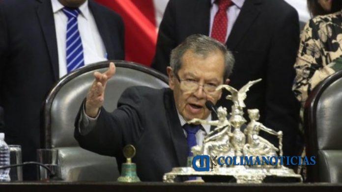 Porfirio Muñoz 696x391 - Muñoz Ledo renuncia a la presidencia de la Cámara de Diputados