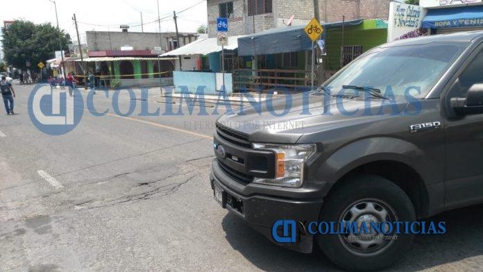 Reportan dos baleados en la carnicería Milagro de Fátima en colonia Cuauhtémoc 696x392 - Reportan dos baleados en la carnicería Milagro de Fátima, en colonia Cuauhtémoc