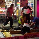 muere electrocutado 150x150 - Muere joven electrocutado en Armería, mientras cambiaba letrero de un negocio