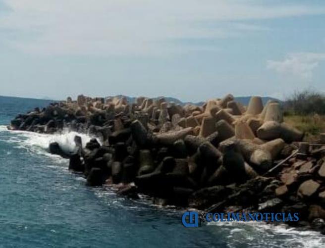 ventanas Manzanillo - Confirman rescate de cadáver del joven arrastrado por el mar