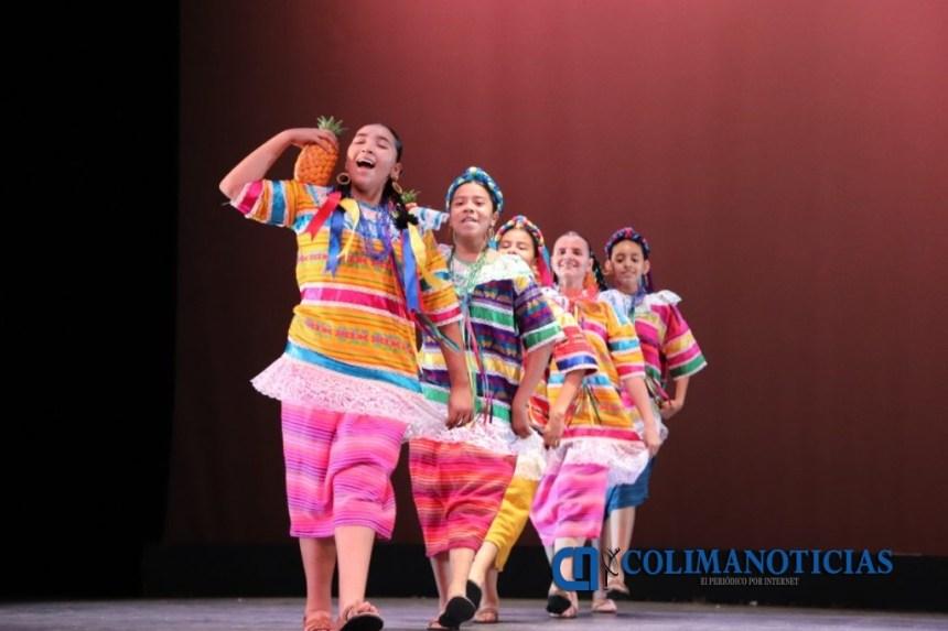 Educación 12 1024x682 - El Ballet Infantil de la Secretaría de Educación llevará la cultura de México a Estados Unidos