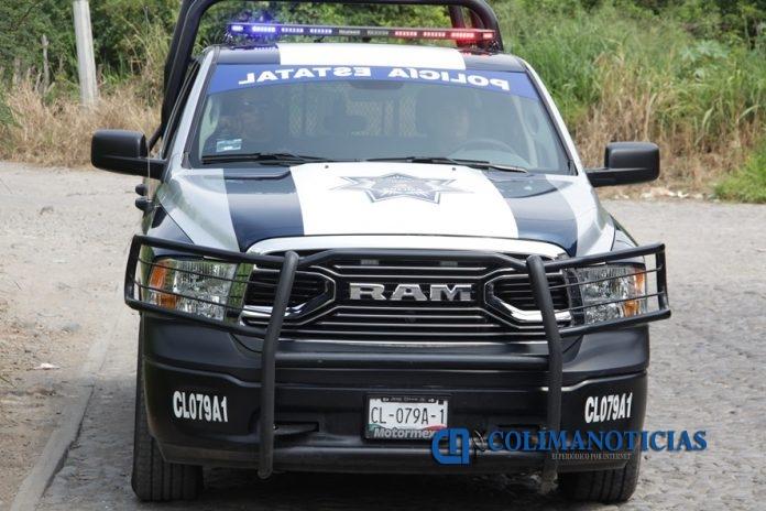 POLICIA estatal camioneta 696x464 - Mujer herida a balazos en colonia Prados del Sur