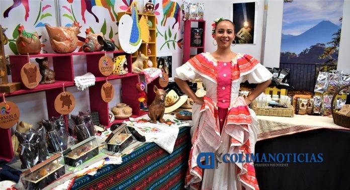 Participa Comala en el primer Tianguis de Pueblos Mágicos realizado en Pachuca Hidalgo 696x378 - Participa Comala en el primer Tianguis de Pueblos Mágicos realizado en Pachuca, Hidalgo