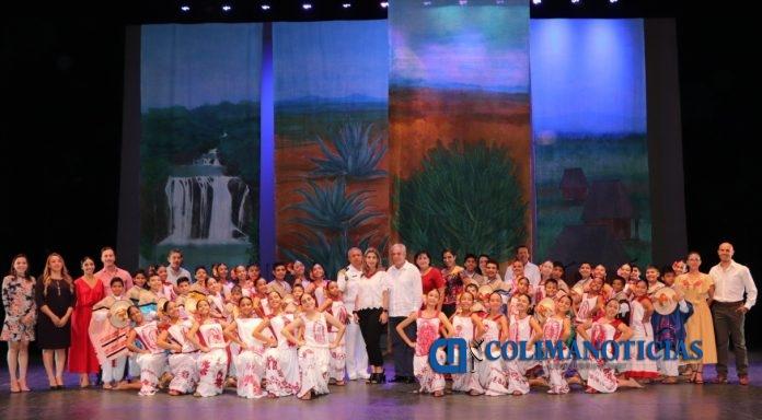 ballet infantil SE 696x384 - El Ballet Infantil de la Secretaría de Educación llevará la cultura de México a Estados Unidos