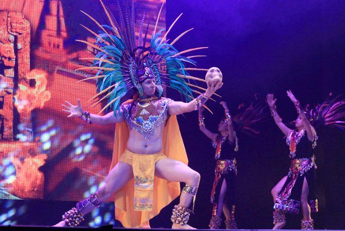 quetzalcoatl cronica gto 696x466 - Este viernes y sábado se presentará en Colima el multipremiado espectáculo musical 'Quetzalcóatl, La Leyenda'