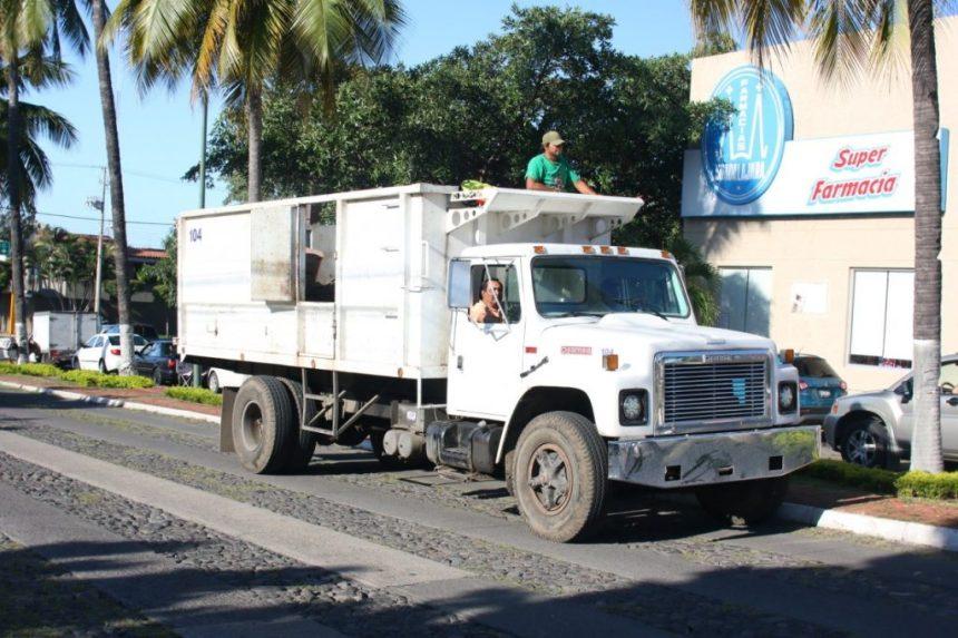 recolección de basura en la capital 1024x682 - Servicio de recolección de basura en la capital, se llevará a cabo de manera habitual en días festivos