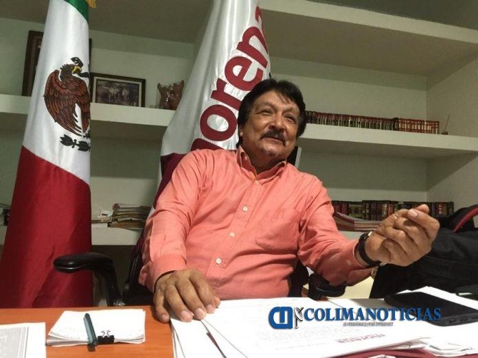 sergio jimenez morena 696x522 - Hay 'intereses obscuros' en proceso de elección de nueva dirigencia estatal de Morena: Jiménez Bojado