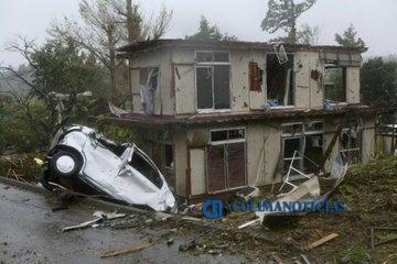 tifón japon - Tifón «Hagibis» deja al menos 24 muertos y 170 heridos, en Japón