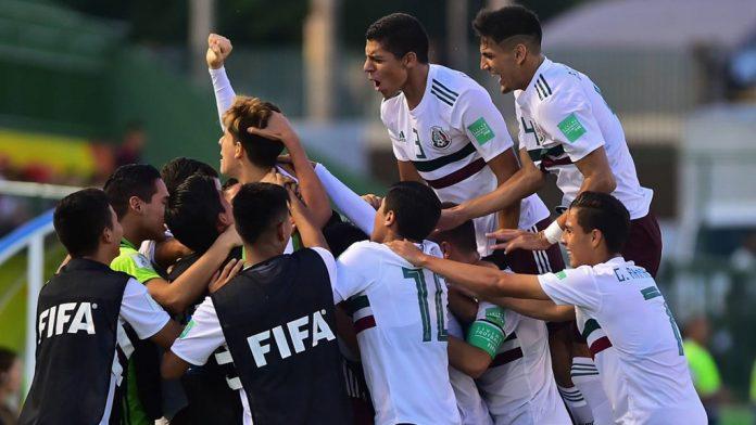 México Japón Sub 17 696x392 - La selección mexicana sub 17 vence a Japón y avanza a los cuartos de final del Mundial