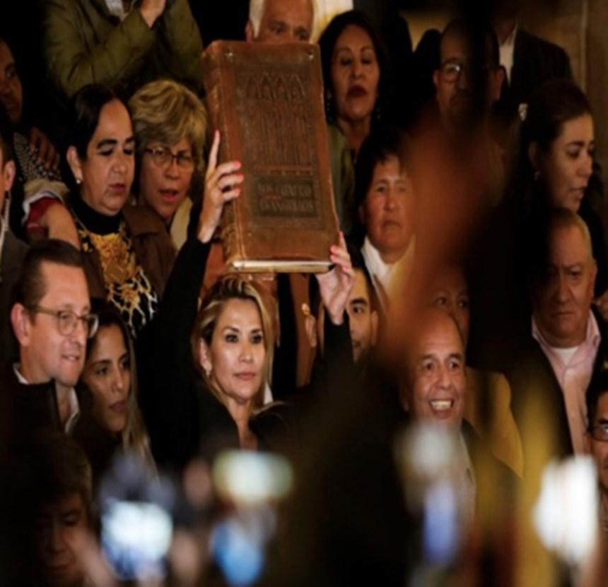 gobierno interino bolivia - ¿ACIERTO O ERROR EL ASILO A EVO MORALES?