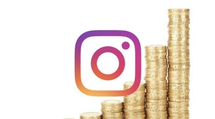 Instagram dinero 696x387 - ¿Es buena idea pagar por publicidad en Instagram?