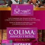 Presentarán Libro sobre Educación en Colima 150x150 - Presentarán Libro sobre Educación en Colima, este viernes en el Congreso