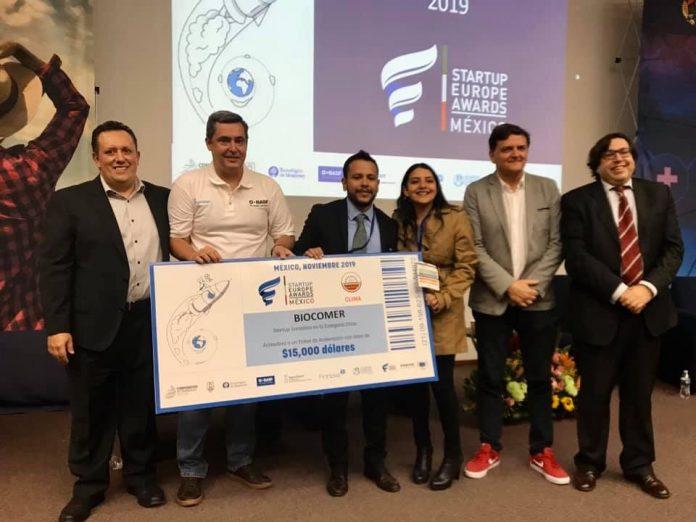 Sejuv 11 696x522 - Jóvenes colimenses ganan premio internacional para la Unión Europea