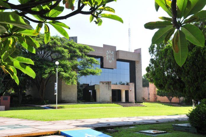 UdeC rectoriaJPG 696x463 - UdeC suspenderá clases, actividades curriculares y extracurriculares a partir de este martes 17
