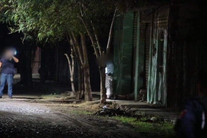 ejecutado en armería - Ejecutan a una persona en la colonia Centro de Armería