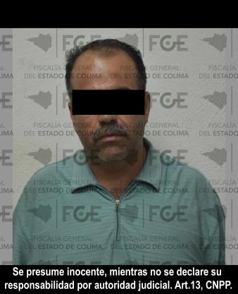 Foto Vinculación - Lo vincularon a proceso por robar restaurante en Tecomán - #Noticias