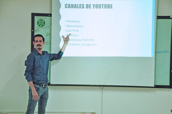 Isaías Bracamontes_Curso taller Didáctica de la estadística
