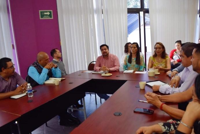 OSAFIG realiza primera reunión del año con Contralores
