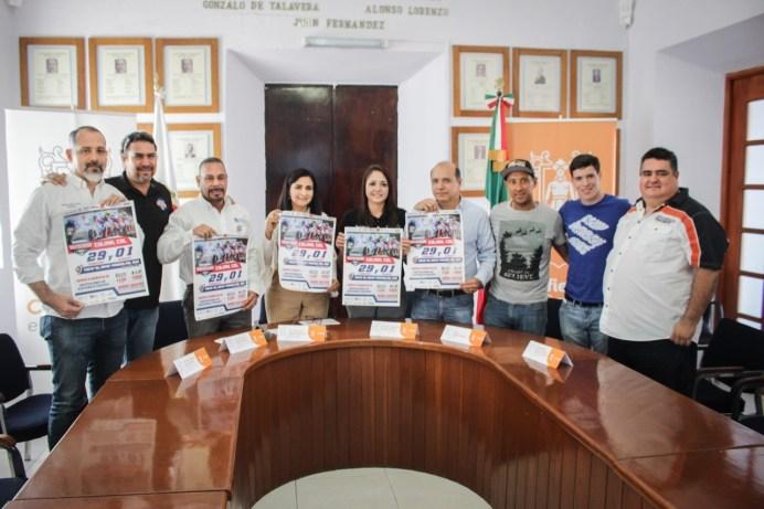 Ayuntamiento de Colima se suma al Segundo Campeonato de Motocross para recaudar fondos