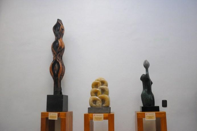 Inauguran Expo de Mario Rendón y Lozano_a