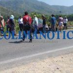 Reportan 2 heridos en volcadura por la carretera libre Manzanillo Armería  150x150 - Reportan 2 heridos en volcadura por la carretera libre Manzanillo-Armería - #Noticias