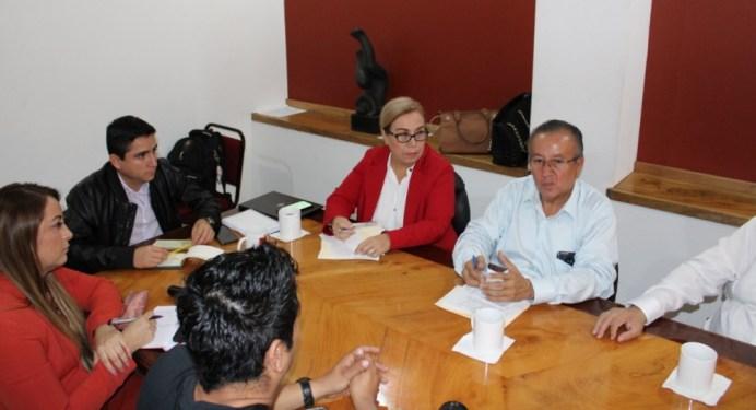Respeto y respaldo al trabajo de periodistas, ofrece Congreso Local