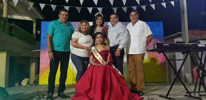 coronacion de la reina carnaval de cuyutlan