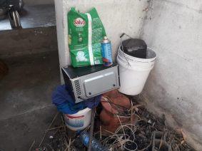 Policía Municipal de Colima detiene a presuntos ladrones que hurtaban aprovechando la contingencia sanitaria (3)