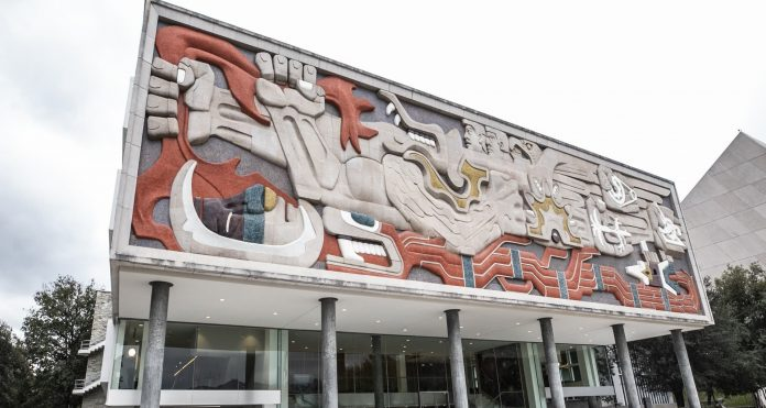tec de monterrey fachada rectoria comunicado coronavirus 696x371 - Cancela Tec de Monterrey clases presenciales en prevención de COVID-19 - #Noticias