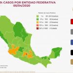 Covid19 05 de abril 150x150 - Llega a 94 muertos y 2,143 casos confirmados por #Covid-19 en #México