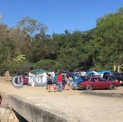 Protección Civil retira a más de 80 turistas de Zacatecas del río Armería (1)