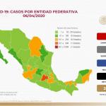 covid 06 de abril 2020 150x150 - Suman 125 muertos, 2,439 confirmados y 6,295 sospechosos de #Covid-19 en #México