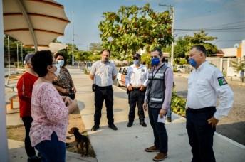 Se entrega Oficina de Policía Municipal de Colima a vecinos de las colonias de la zona sur de la ciudad2