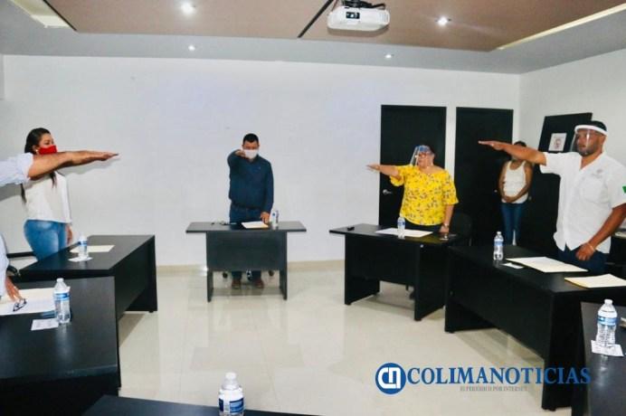 Se instala en Ixtlahuacán el Consejo Municipal de Protección Civil