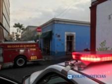Incendio en negocio colima 3