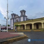ayuntamiento e iglesia coquimatlan