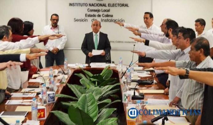 Convoca el INE a formar parte del consejo electoral local