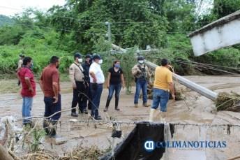 SSP daños en cereso Manzanillo