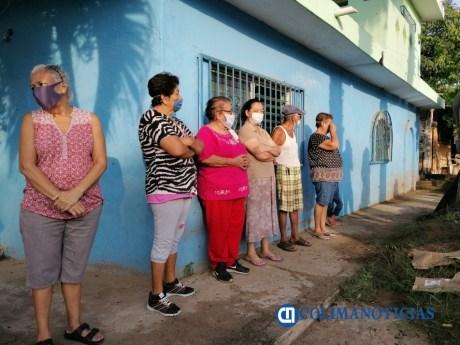 Exigen familias de Santiago solucionar escurrimientos de aguas negras del arroyo