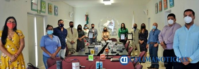 IEE Colima inscribe a Partido Encuentro Solidario y aprueba financiamiento a partidos políticos y para campañas electorales