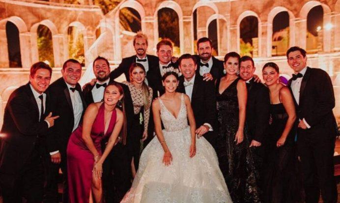 Contagios de Covid repuntan en Mexicali tras boda del actor Armando Torrea