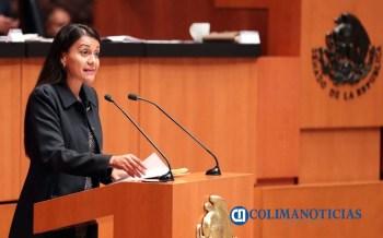 Demanda la senadora Gaby Benavides reapertura de Profeco en Colima