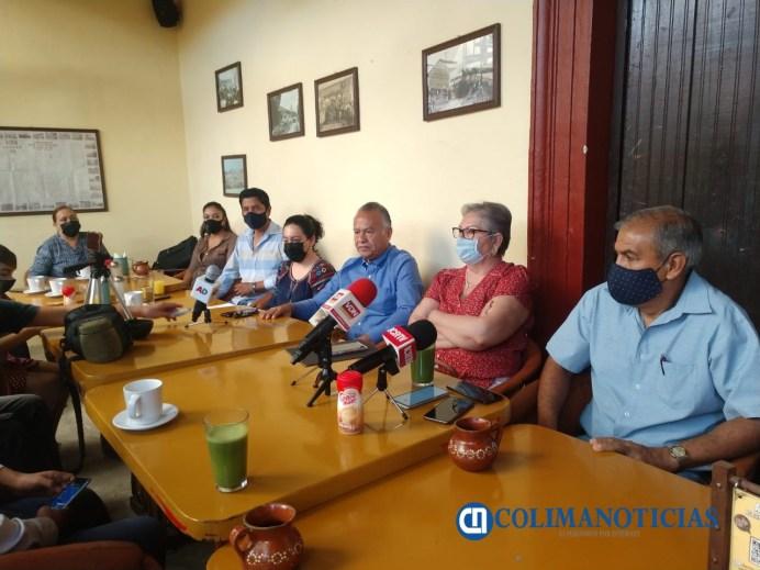 Foro Colima 4T iniciará campaña a favor de Indira para la gubernatura