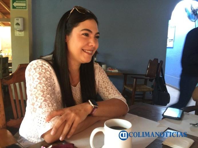 Indira Vizcaíno llama a integrantes de Morena en Colima a cerrar filas por la 4T
