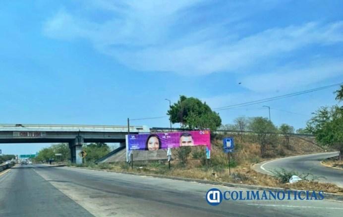 Riult Rivera denuncia vandalismo electoral