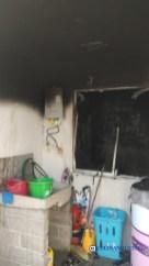 Cuantiosas pérdidas materiales dejan incendios en viviendas y automóviles