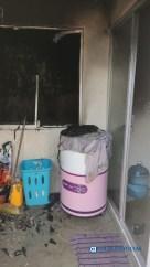 Cuantiosas pérdidas materiales dejan incendios en viviendas y automóviles3