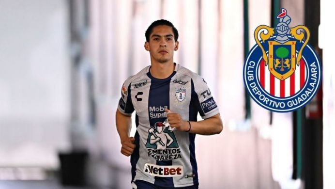 Erick Aguirre a un paso de convertirse en refuerzo Chiva