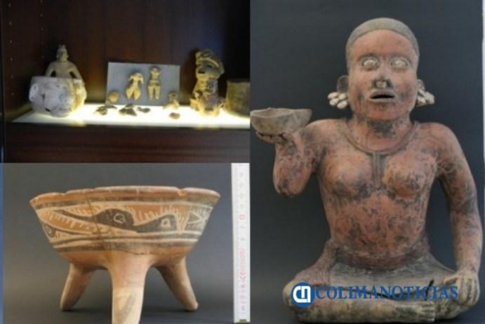 Alemania reintegra al patrimonio mexicano piezas arqueológicas